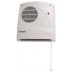 Wall Mounted Downflow Fan Heater