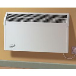2kW Convector Heater with Forward Facing Grille