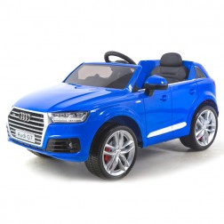 Audi 12v Blue Ride on Car
