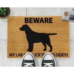 Labrador Doormat