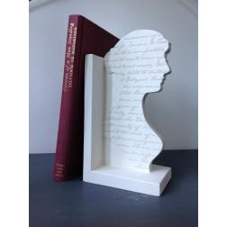 Jane Austen Engraved Single Bookend
