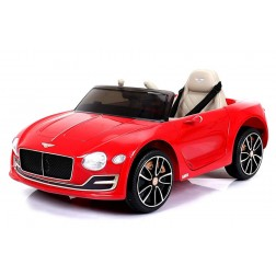 Licensed Bentley EXP12 12v Electric Ride on Car - Red