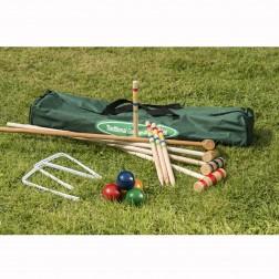 Junior Croquet Set in Canvas Bag