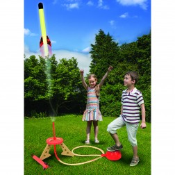 Junior Pop Rocket and Launcher