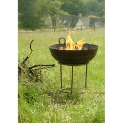 Kadai Firebowl - Cast Iron