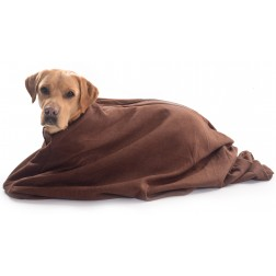 Microfibre Dry Doggy Bag / Wrap - Large