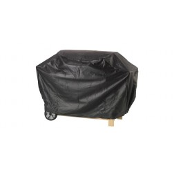 2 Burner Flat Bed BBQ Cover