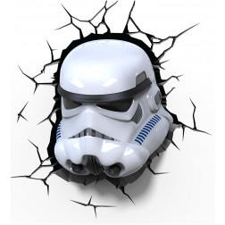 Star Wars Stormtrooper Wall Light