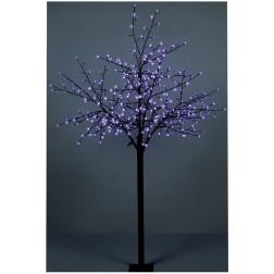 Pink LED Christmas Cherry Tree - 2.5m