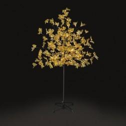 LED Christmas Maple Leaf Tree