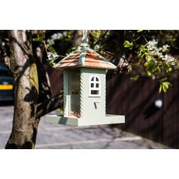 Nestling Hanging Bird Feeder