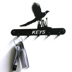 Pheasant Key Holder