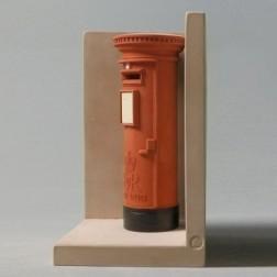 Post Box Bookend