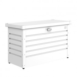 Metal Storage Box 100 Pure White