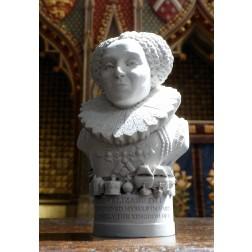 Queen Elizabeth I Bust