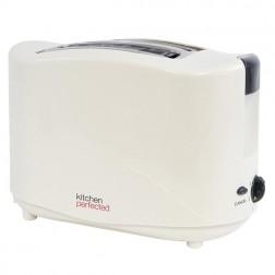 Ivory 2 Slice Toaster
