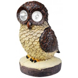 Owl Garden Solar Light