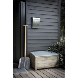 Weatherproof Outdoor Wooden Storage Box