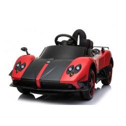 Licensed Pagani Zonda Roadster 12v Ride on Car - Red