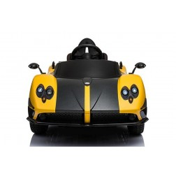 Licensed Pagani Zonda Roadster 12v Ride on Car - Yellow