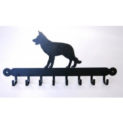 Alsatian Dog Tool Rack