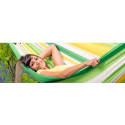 Lambada Tropical Single Swing Hammock