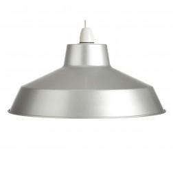 """Metal 12"""" Alluminium Lampshade"""