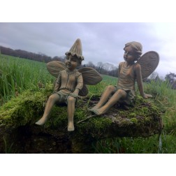 Fairy Girl Garden Ornament