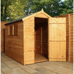 Windermere 6x4 Shiplap Apex Outdoor Shed