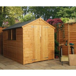 Windermere 8x6 Shiplap Apex Outdoor Shed