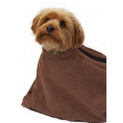 Microfibre Dry Doggy Bag / Wrap - Extra Small