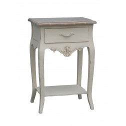 Devon 1 Drawer Lamp Table
