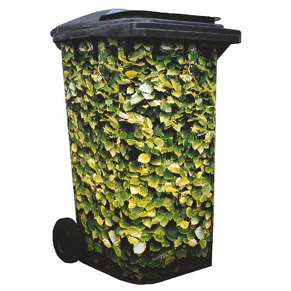 Beech Hedge Wheelie Bin Cover