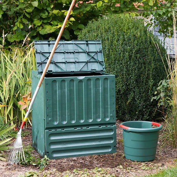 ECO-King Re-Cycling Green Composter_1