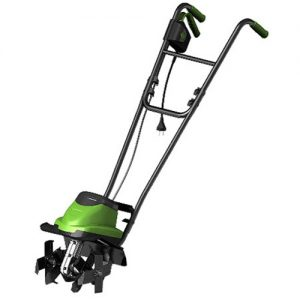 The Handy Electric Tiller For Your Garden-0