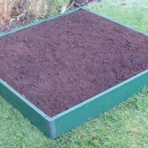Raised Bed Kit 1 metre x 1m Planter -0