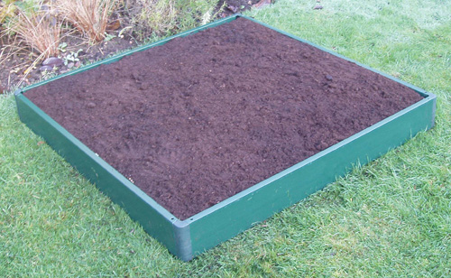 Raised Bed Kit 1 metre x 1m Planter -0