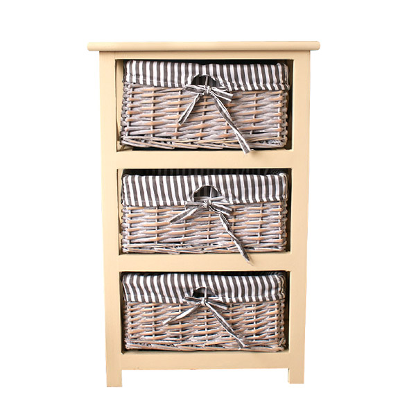 Casamoré Selsey 3 Drawer Storage Unit