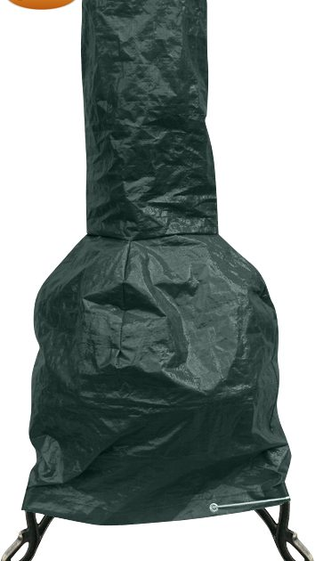 Large Protective Chimenea Cover-0