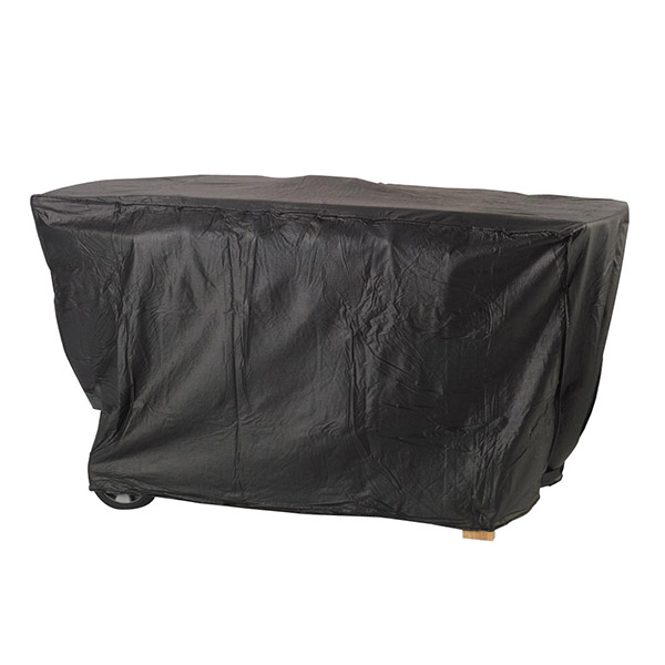 4 Burner Flat Bed BBQ Cover