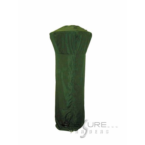 Green Full Length Patio Heater Cover-0