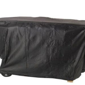 4 Burner Flat Bed BBQ Outdoor Cover -0