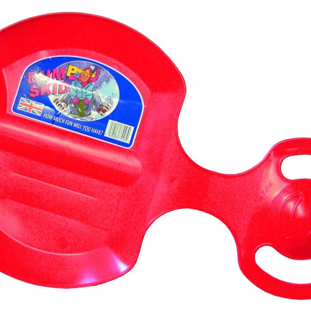 Triple Pack - The Winter Flurry Bump Skid Sled In Red Or Blue-0