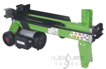 Electric Log Splitter With 4 Ton Splitting Force-0