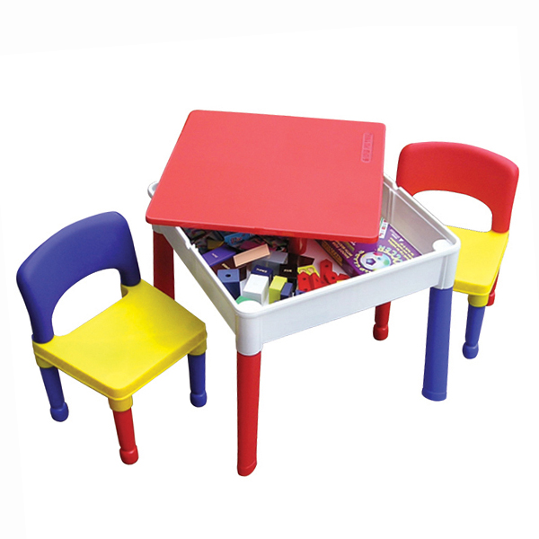 5 in 1 Activity Table & Chairs