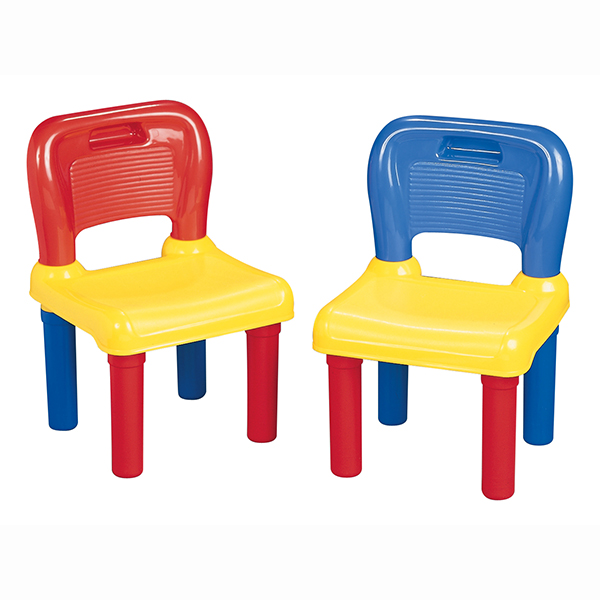 Set of 2 Play Chairs