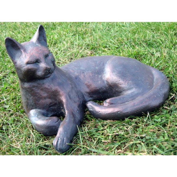 Classic Cat Garden Ornament