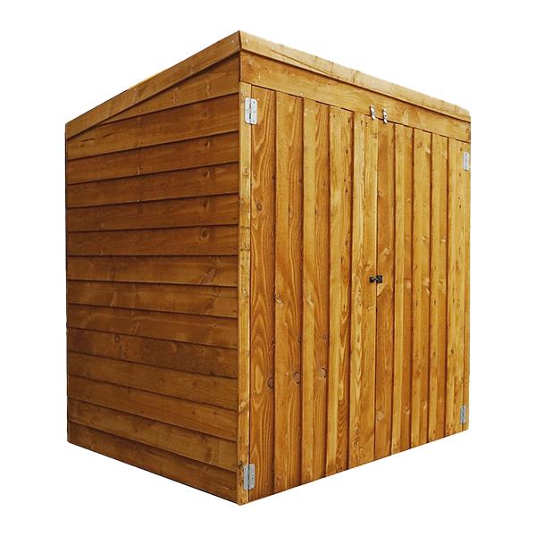 Overlap Pent Outdoor Wooden Mowerstore