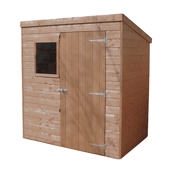 Coledale Pent Wooden Garden Shed