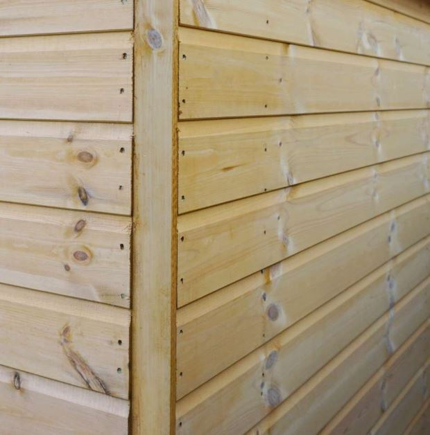 Gowan Dutch Style Tongue and Groove Timber Shed/ Workshop-9443